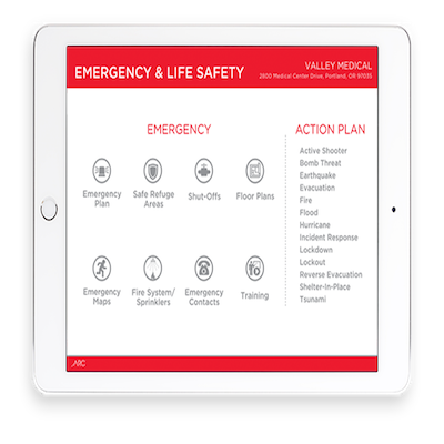 Emergency Amp Life Safety 5 Gaps Fixed With Mobile Facilities Dashboards Arc Document Solutions