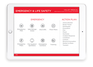 Health Compliance Facilities Dashboard