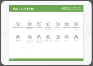 Equipment Facilities Mobile Dashboard