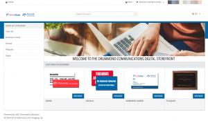 digital storefront online portal